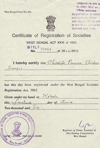 Societies-Registration